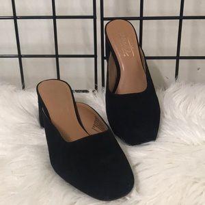 Ninette  slip on hill shoes